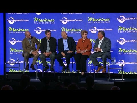 The Value of Defense: Protecting and Growing Michigan's Assets | 2016 Mackinac Policy Conference