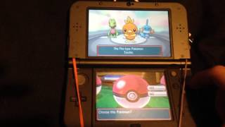 How to get shiny starters/soft reset your Pokemon Omega Ruby