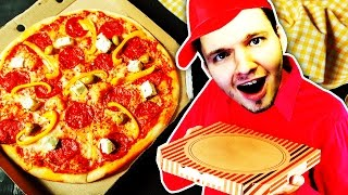 HAVE A OWN PIZZA TO HAVE !!! (Roblox)