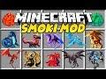 JAK WYTRESOWAĆ WŁASNEGO SMOKA W MINECRAFT?! || ICE AND FIRE DRAGON MOD || FABULARMOD #20