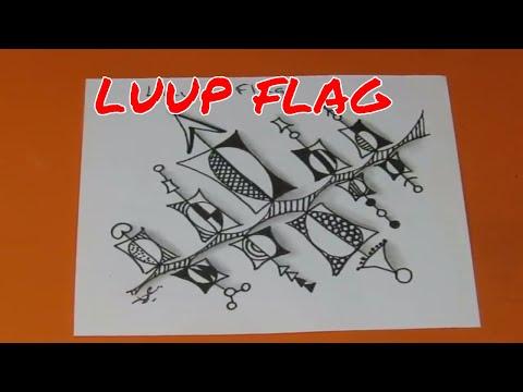 Luup Flag