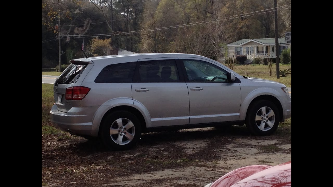 2009 dodge journey review