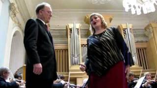 """Jaroslav Steiner - Nadezda Chrobakova  Mozart: Don Giovanni - Duett """"Reich mir die Hand, mein Leben"""""""