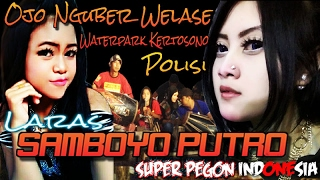 Jaranan Samboyo Putro Terbaru Ojo Nguber Welas Polisi Waterpark | Traditional Dance & Music Of Java