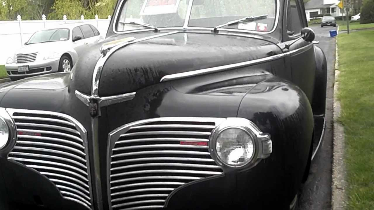 review of a 1941 dodge 3 window business mans coupe
