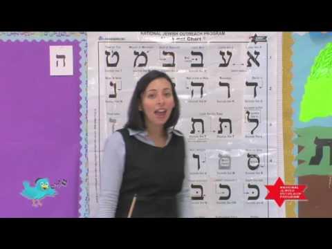 Twebrew School Hebrew Lesson 8
