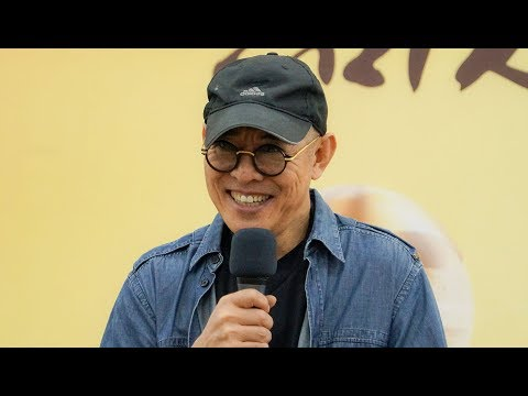 "Jet Li 李連杰: ""Hello World! I am Alive and Kicking!"""