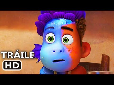LUCA Tráiler Español Latino DOBLADO (2021) Pixar