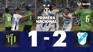 San Martín (SJ) 1 VS. Temperley 2 | Fecha 7 | Primera Nacional 2019/2020
