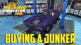 Car Mechanic Simulator 2015 - Buying a Junker
