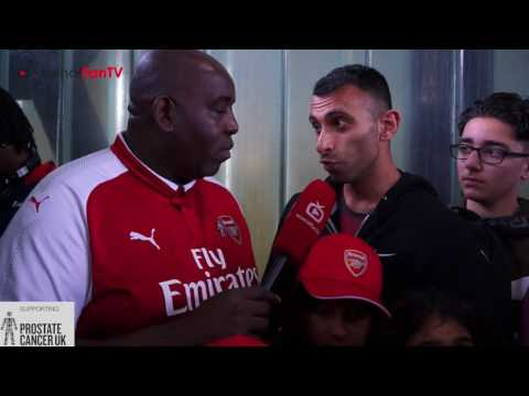 Arsenal 5-2 SL Benfica | Moh Says The Emirates Cup Is Family Tradition!!!