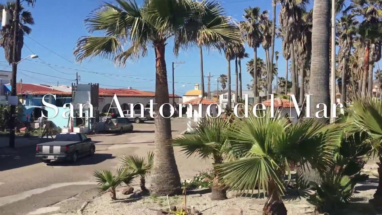 San Antonio Del Mar Baja Mexico Youtube