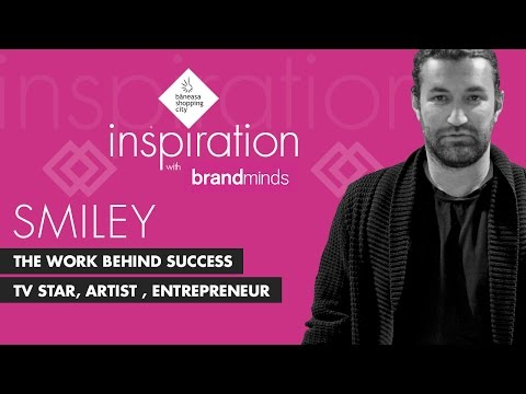 Inspiration with BRAND MINDS | Smiley - The work behind success