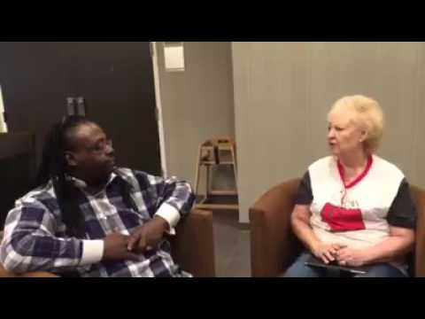 Glenda Jackson interview with Prophet Shawn Morris