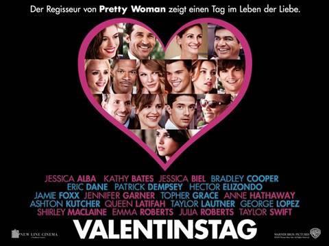 Valentinstag Valentine's Day   Deutsch