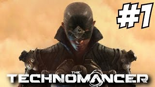 The Technomancer Gameplay Walkthrough Part 1 Let