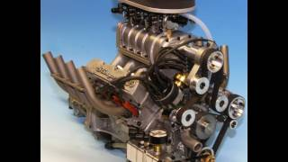 Conley Factory Tour Model V8 Working 1/4 Scale Engine