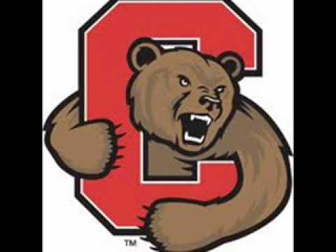 Cornell Big Red Goal Horn - YouTube