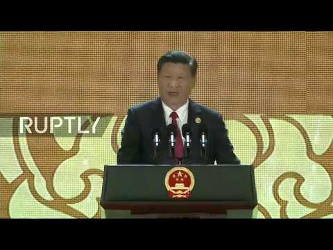 LIVE: Xi gives statement at APEC Summit