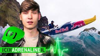 COOL adrenaline: Red Bull nejdrsnější kánoe v oceánu