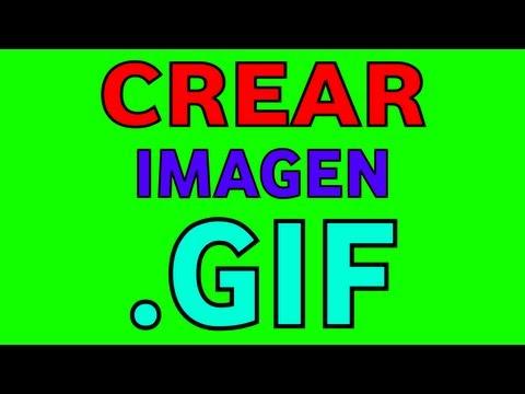 Tutorial Crear una imagen animada .GIF