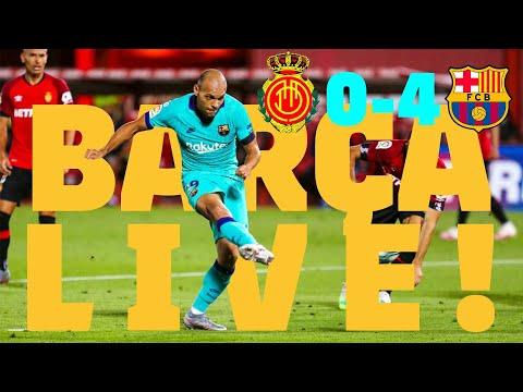 ⚽ Mallorca 0 - 4 Barça   BARÇA LIVE! RETURNS #BackToFootball