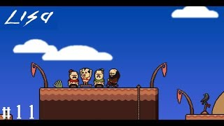 Lisa the Painful RPG Blind Part 11 Sense of Direction