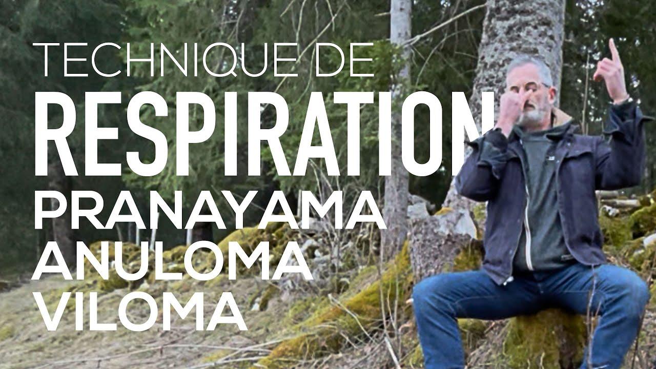 [DEMO 3/3] Technique de Respiration Pranayama Anuloma Viloma