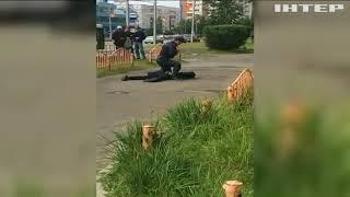 Теракт в Сургуте: исламист с ножом напал на прохожих (видео)