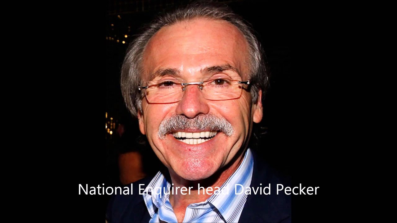 Mr Trump and Mr Pecker have long enjoyed a mutually beneficial relationship and the tabloid mogul has showcased his access to the president