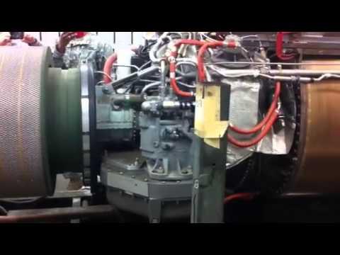 M1Tank engine