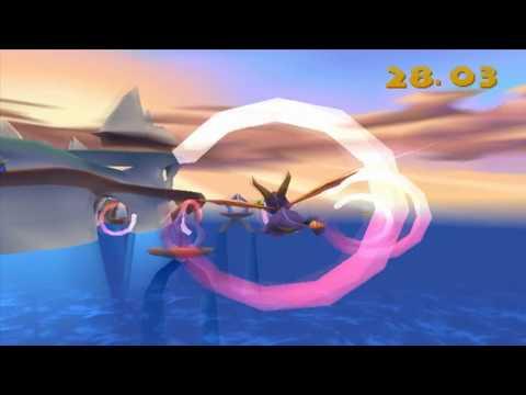 Spyro 2: Ripto's Rage -7- Ocean Speedway