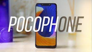 Большой обзор Xiaomi Pocophone F1. Купите его, но через пару недель [4k]