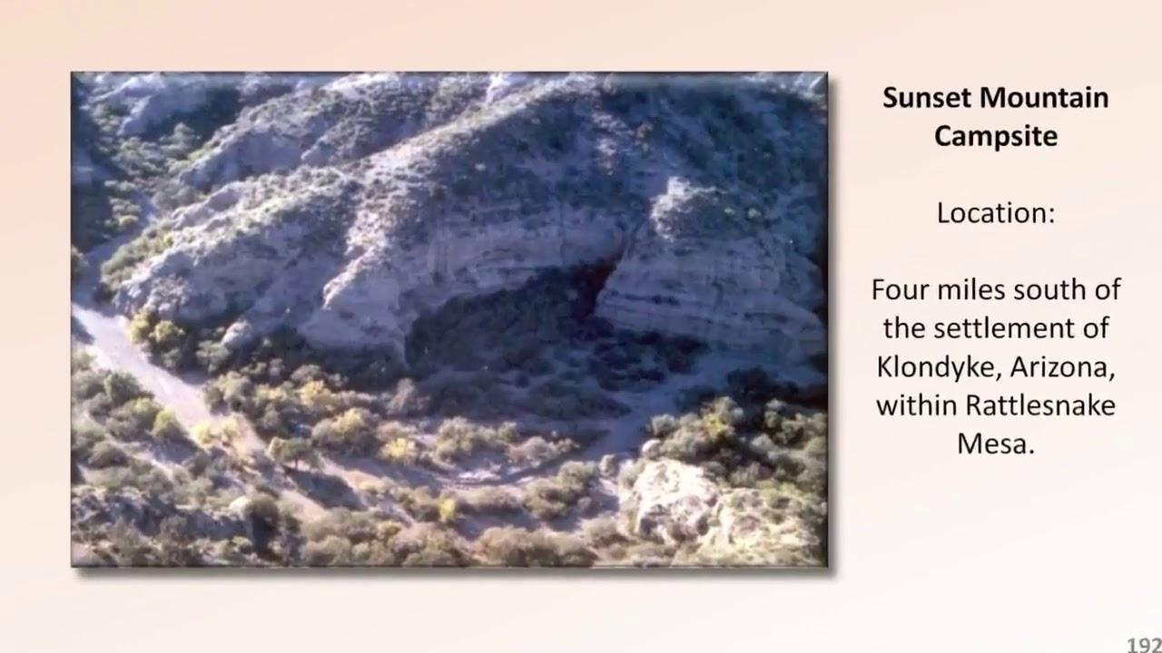 The Tucson Years 1963-65 Slideshow - 'Sunset Mountain' (4 of 7) - William  Branham Photos