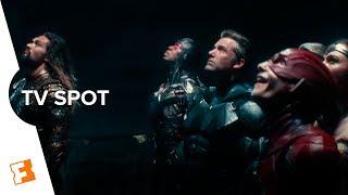 Liga de la Justicia | 'El equipo 30' TV Spot Doblado (2017) | Fandango Latam