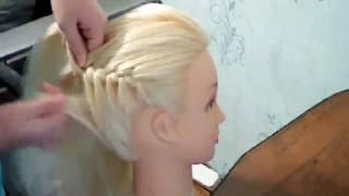 2 урок- коса на бок