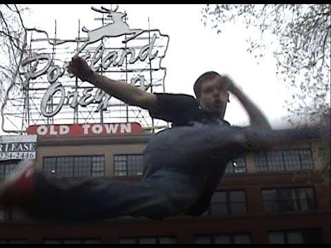 Cody Haney training in Portland 2013