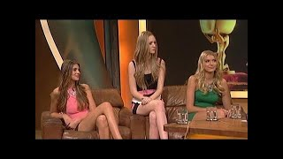 Repeat youtube video Die Topmodel-Finalistinnen 2014 bei Stefan Raab - TV total