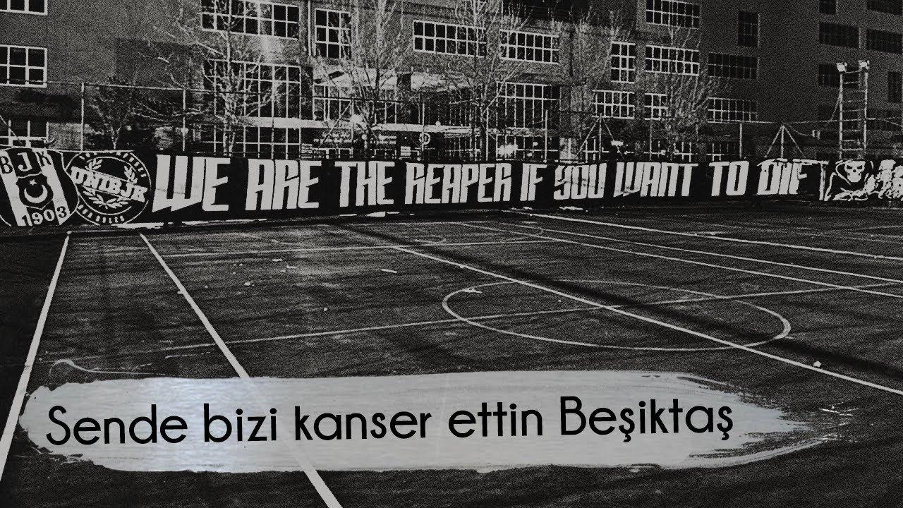 Beşiktaş Besteleri | Sende bizi kanser ettin Beşiktaş
