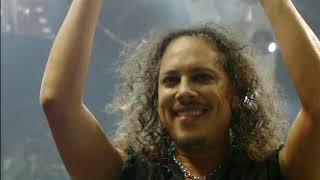 Metallica, behind the scenes Quebec Magnetic 2009 (1080p)
