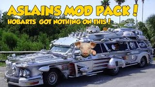 How to Use Aslains XVM Mod Pack Installer + oinkeds' World of Tanks Mods