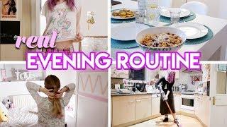 EVENING ROUTINE DA MAMMA/BLOGGER/DONNA (REALISTICA) - with DYSON V10