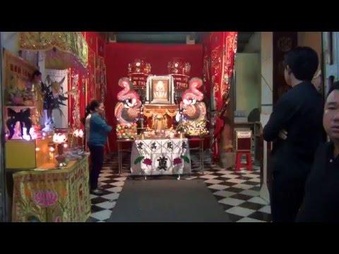 Đám Tang Cố  Nghệ sĩ Chính Nhân 31/1/2016
