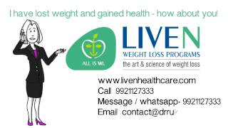 LIVEN Weight Loss Programs - Online