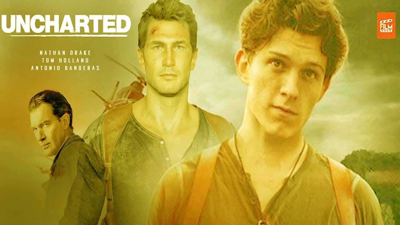 Uncharted 2021 Upcoming Movie Release Date And Cast Movies On