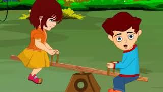 Chutti ka din aaya ha Animated hindi poem, hindi rhymes for children hindi rhymes for kids