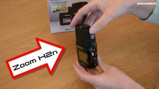 Zoom H2N & APH-2n Accessory Pack with Audio Test