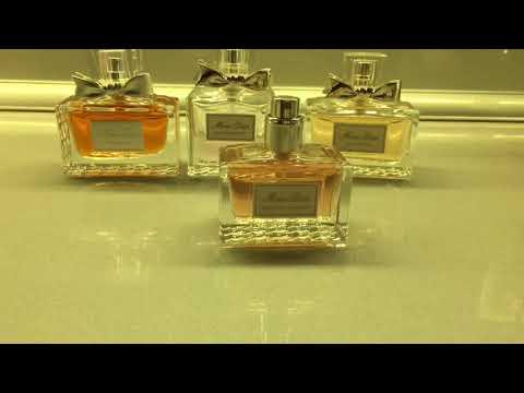 КОЛЛЕКЦИЯ MISS DIOR/Моя коллекция парфюмерии/Я вернулась 💞