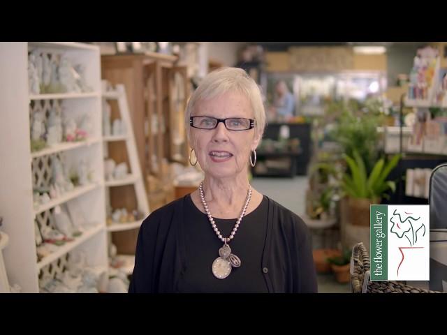 Meet The Merchants: The Flower Gallery
