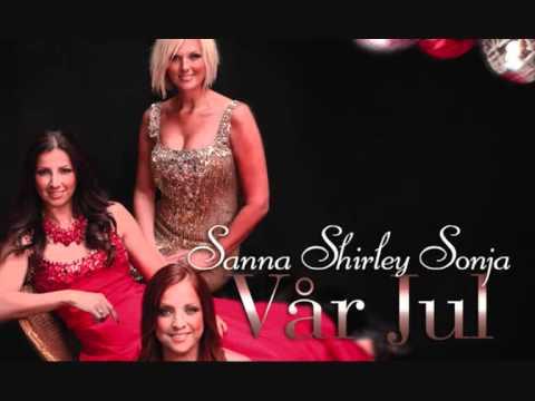 Sanna, Shirley & Sonja - Vår jul